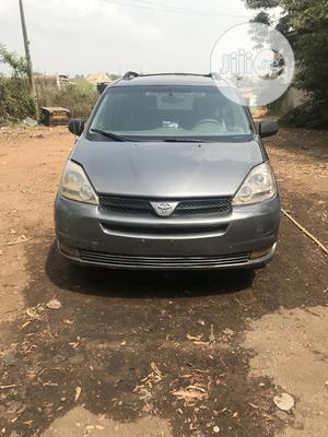 Toyota Sienna 2005 Gray | Cars for sale in Ogun State, Sagamu