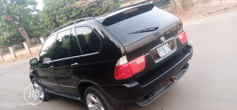 BMW X5 2006 Black
