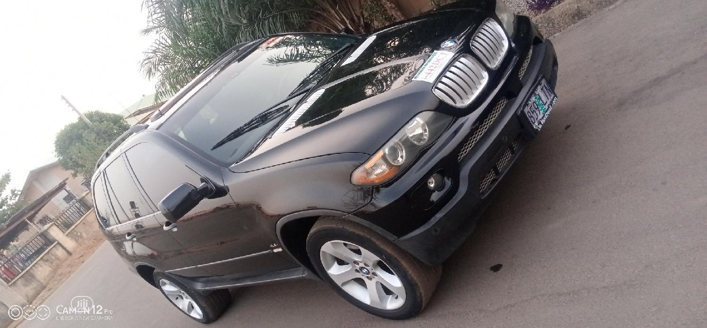 BMW X5 2006 Black   Cars for sale in Kubwa, Abuja (FCT) State, Nigeria