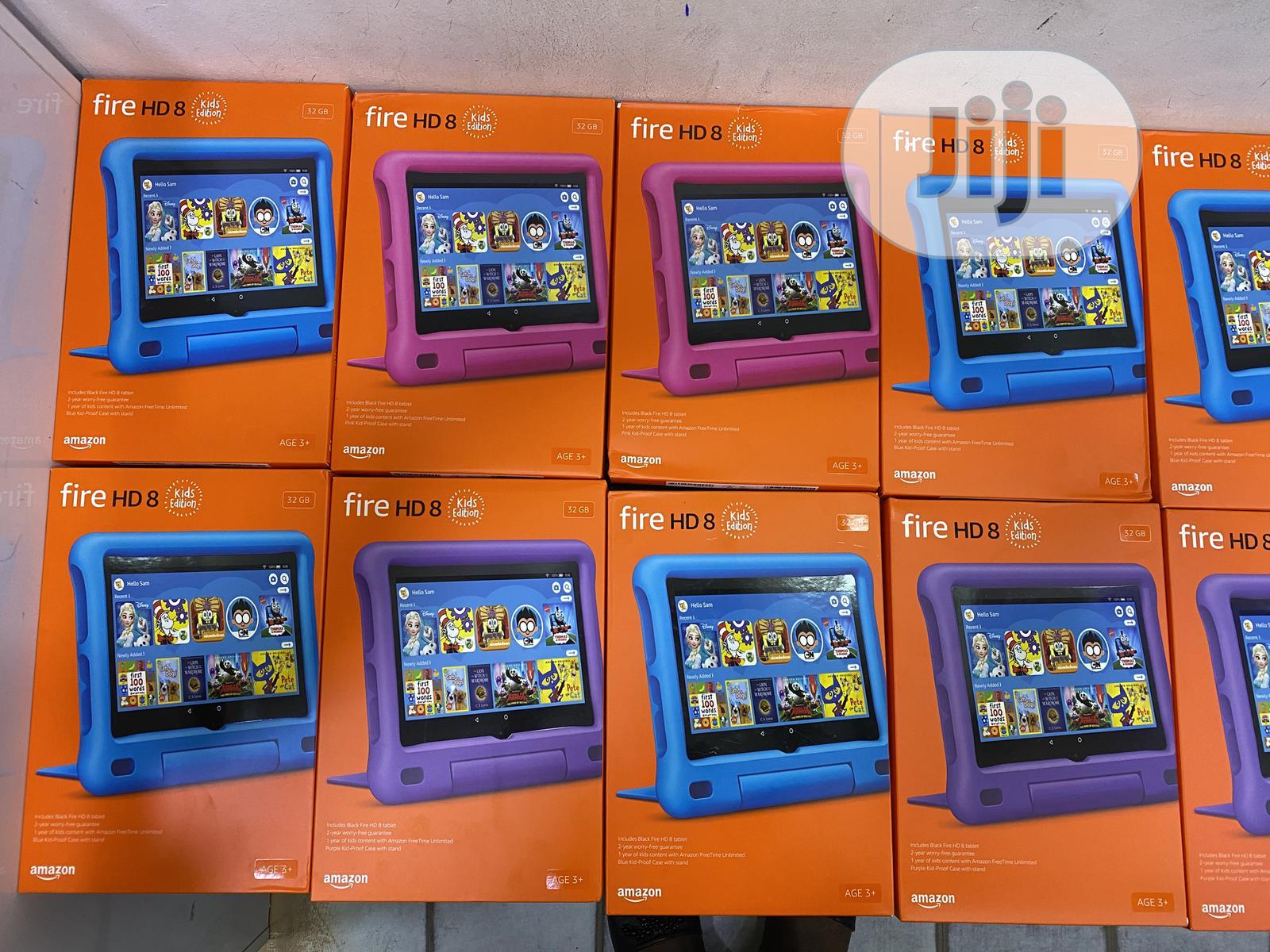 Archive: New Amazon Fire HD 8 32 GB