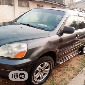 Honda Pilot 2004 EX 4x4 (3.5L 6cyl 5A) | Cars for sale in Lagos State, Ikorodu