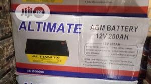 Altimate 12v/200ah Solar Battery   Solar Energy for sale in Lagos State, Ojo