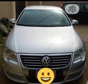 Volkswagen Passat 2008 2.0 Comfort Silver | Cars for sale in Lagos State, Ajah
