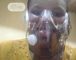 Face Shield With Nose Valve | Safetywear & Equipment for sale in Lagos State, Yaba