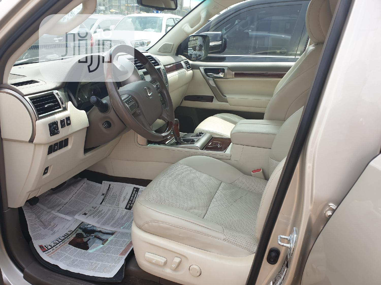 Archive: Lexus GX 2010 460 Gold