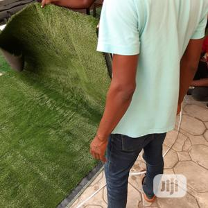 Green Fake Grass for Rent/Purchase   Landscaping & Gardening Services for sale in Lagos State, Ikeja