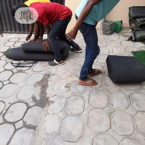 Fake Green Grass for Your Landscaping Designs | Landscaping & Gardening Services for sale in Lagos State, Ikeja