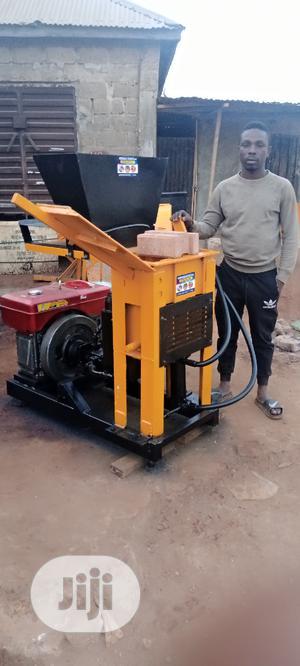 Hydraulic Bricks Machine Manual and Electric   Manufacturing Equipment for sale in Kaduna State, Kaduna / Kaduna State