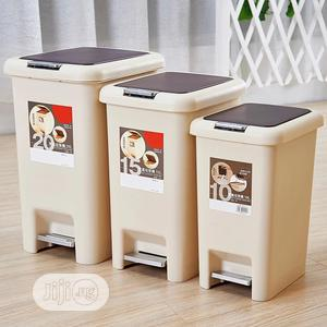 Plastic Pedal Bin ( All Size Available )   Home Accessories for sale in Lagos State, Lagos Island (Eko)