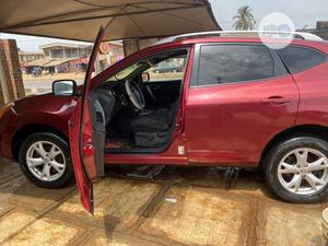 Nissan Rogue 2009 SL 4WD Red | Cars for sale in Ogun State, Ijebu Ode