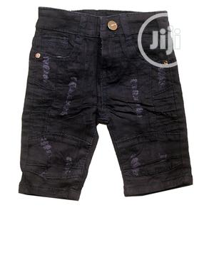 Toddler Boys Shorts -Blue | Children's Clothing for sale in Lagos State, Ojota