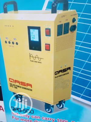 Solar Generator 1000watts   Solar Energy for sale in Lagos State, Gbagada