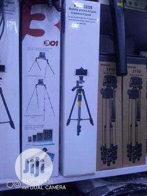 Vct 5208 Mobile Phone Tripod Camera | Accessories & Supplies for Electronics for sale in Lagos State, Ikeja