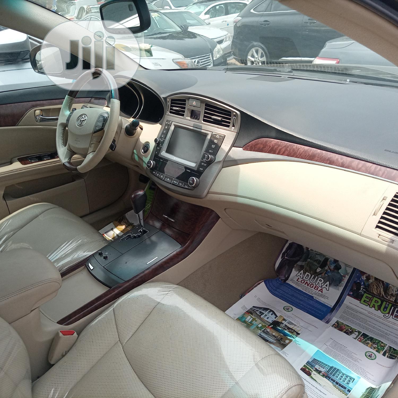 Toyota Avalon 2013 Black | Cars for sale in Apapa, Lagos State, Nigeria