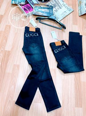 High Quality Gucci Blue Jeans for Men | Clothing for sale in Lagos State, Magodo