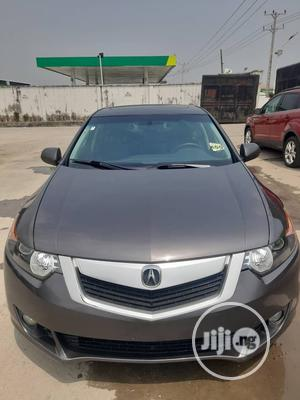 Acura TSX 2010 3.5 Gray | Cars for sale in Lagos State, Gbagada