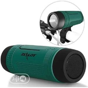 Zealot S1 Portable Bluetooth Wireless Bluetooth Speaker With | Audio & Music Equipment for sale in Lagos State, Ogba