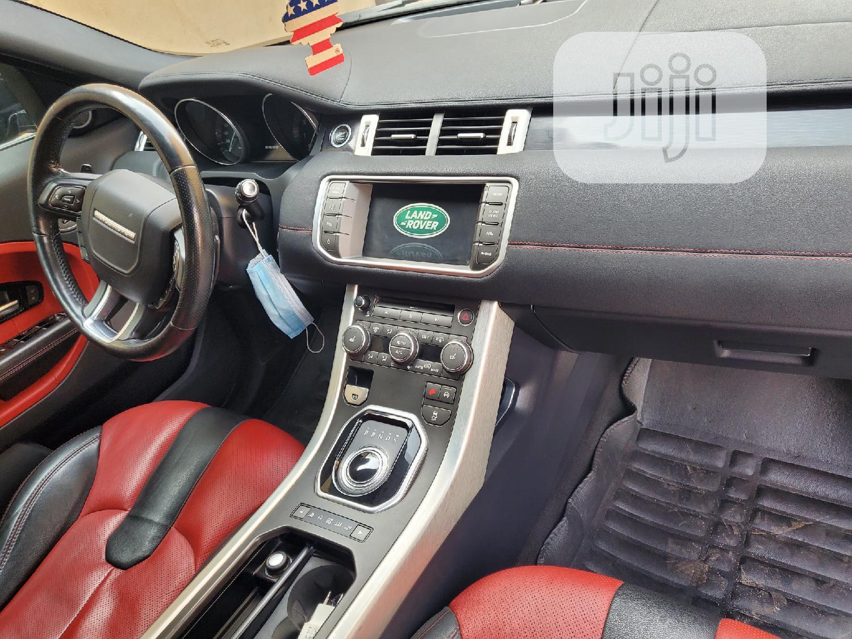 Land Rover Range Rover Evoque 2012 Black   Cars for sale in Amuwo-Odofin, Lagos State, Nigeria