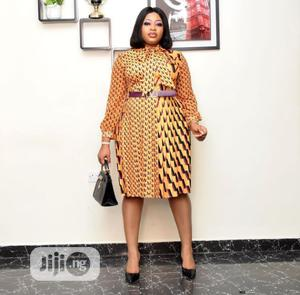 Trendy Female Quality Long Sleeve Gown | Clothing for sale in Lagos State, Ikeja