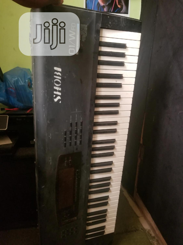 Korg O1wfd Keyboard