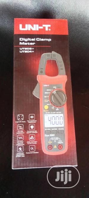 Ac/Dc Digital Clamp Meter UNI-T 204 | Measuring & Layout Tools for sale in Lagos State, Ojo