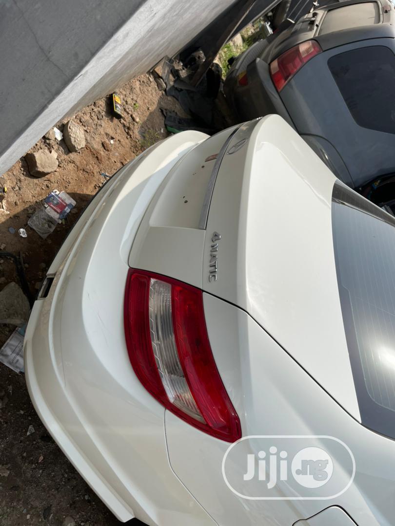 Mercedes-Benz C300 2009 White | Cars for sale in Amuwo-Odofin, Lagos State, Nigeria