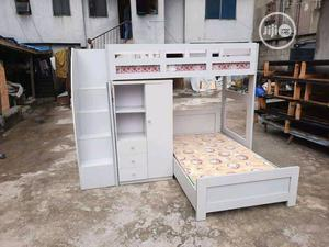 Bunk Bed With Mattress   Furniture for sale in Lagos State, Ojo