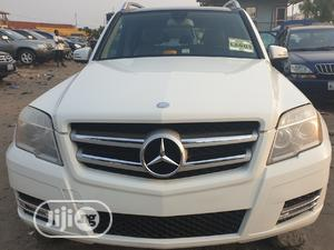 Mercedes-Benz GLK-Class 2010 350 White | Cars for sale in Lagos State, Apapa