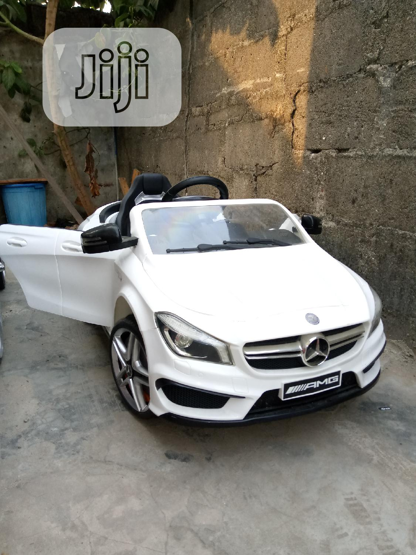 Cool Uk Used Licensed Kids Mercedes Benz CLA45 Super Car