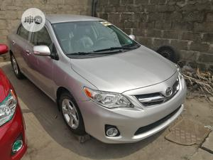 Toyota Corolla 2010 Silver   Cars for sale in Lagos State, Apapa