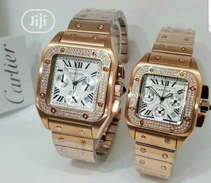 Cartier Wristwatch Man and Woman | Watches for sale in Lagos State, Lagos Island (Eko)
