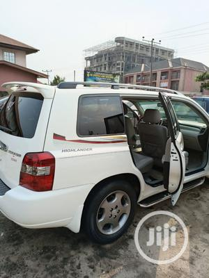 Toyota Highlander 2007 Limited V6 4x4 White | Cars for sale in Rivers State, Port-Harcourt