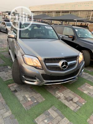 Mercedes-Benz GLK-Class 2014 350 4MATIC Gray | Cars for sale in Lagos State, Lekki
