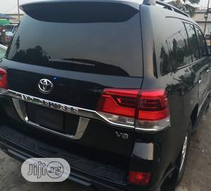 Toyota Land Cruiser 2018 Black   Cars for sale in Lagos State, Lekki