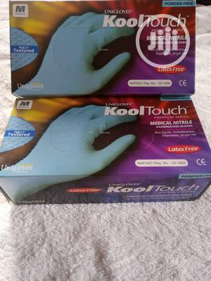 Powder Free Nitrile Gloves | Medical Supplies & Equipment for sale in Lagos State, Isolo