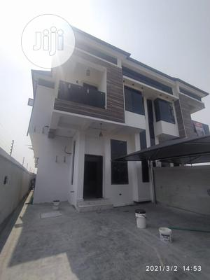 Luxury 4 Bedroom Semi Detached Duplex With a Bq at Chevron   Houses & Apartments For Sale for sale in Lekki, Chevron