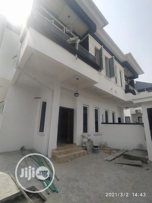 4 Bedroom Luxury Semi Detached Duplex With a Bq at Chevron | Houses & Apartments For Sale for sale in Lekki, Chevron