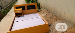 Modern Bedframe Design ( 4and Half by 6 Feet Design) | Furniture for sale in Lagos State, Amuwo-Odofin