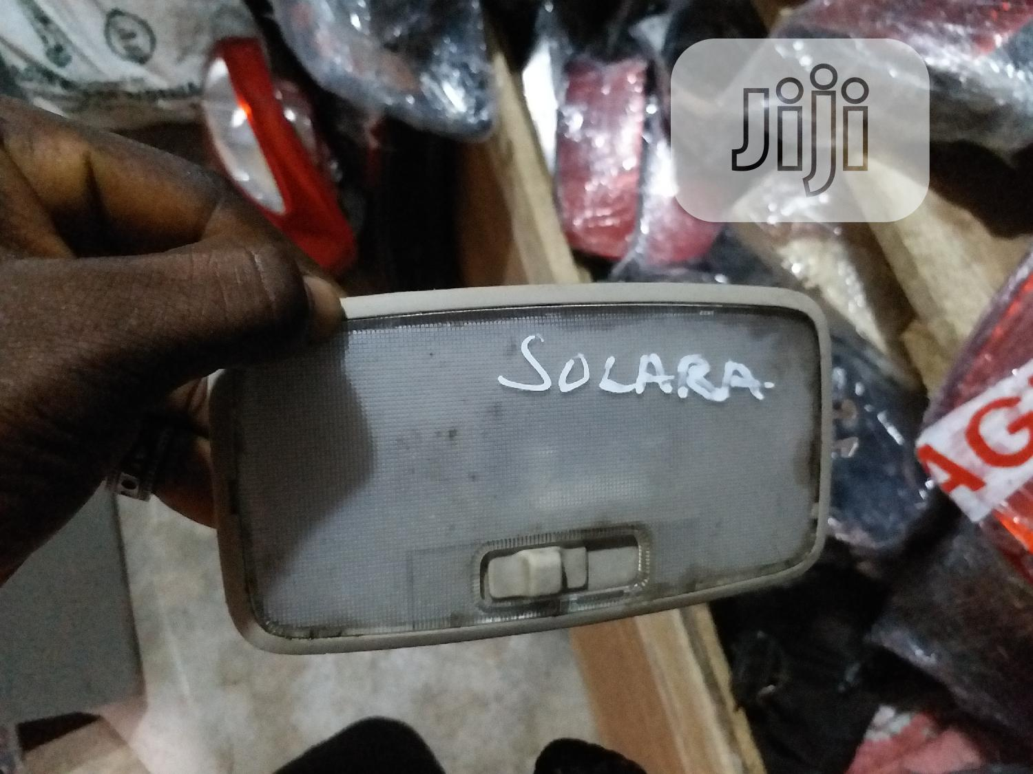 Solara Roof Light Available Here.