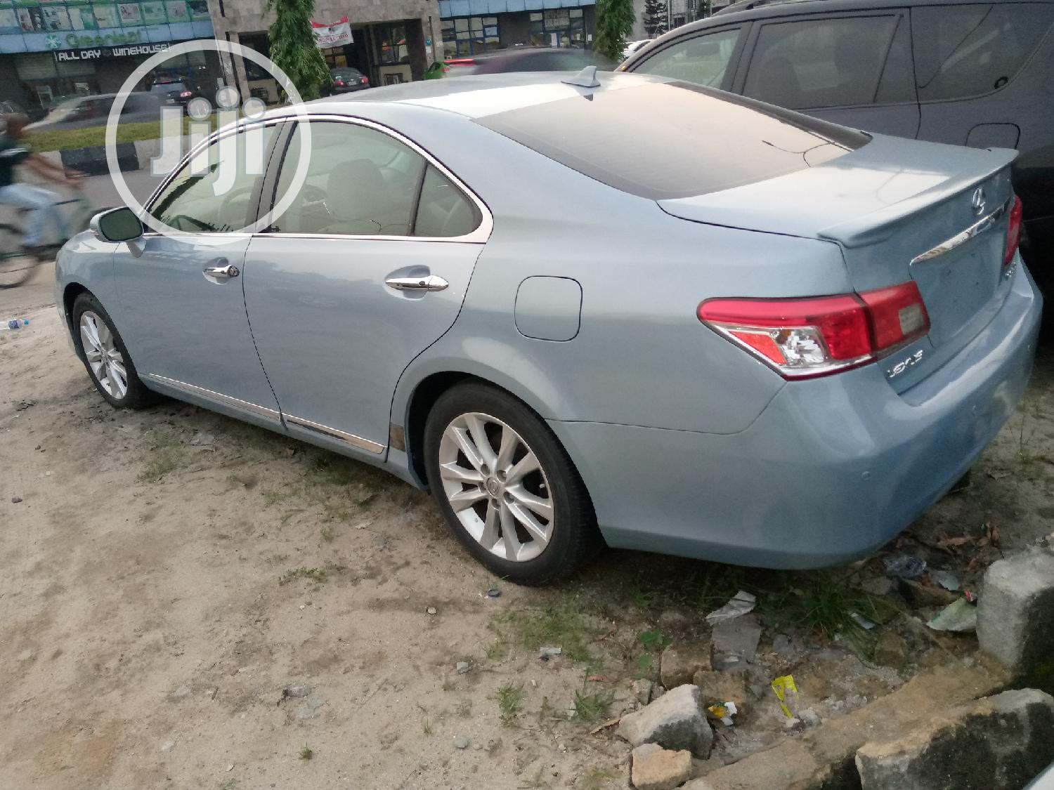 Lexus ES 2011 350 Blue | Cars for sale in Port-Harcourt, Rivers State, Nigeria