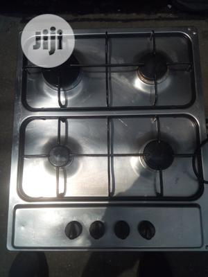 4 Bunner Gas Cooker | Kitchen Appliances for sale in Rivers State, Port-Harcourt