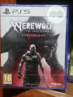 Werewolf: The Apocalypse - Earthblood (PS5) | Video Games for sale in Lagos State, Lagos Island (Eko)
