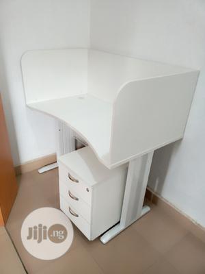 One Man White Worstation | Furniture for sale in Lagos State, Lekki