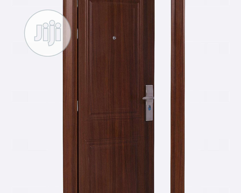 Sd211 Security Door | Doors for sale in Lekki, Lagos State, Nigeria