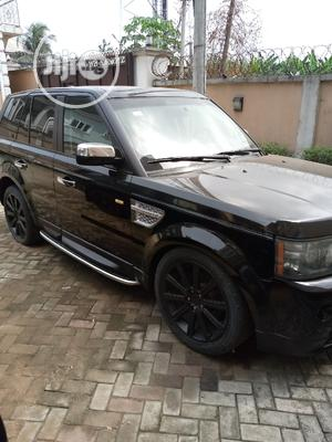 Land Rover Range Rover 2008 Black | Cars for sale in Rivers State, Port-Harcourt