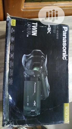 Panasonic Hc -Wf970 Camcorder With 4k | Photo & Video Cameras for sale in Lagos State, Lagos Island (Eko)