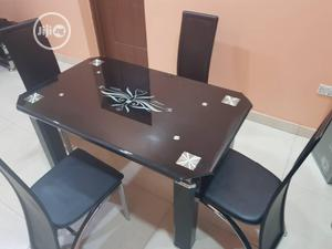 Quality Glass Dinning Table   Furniture for sale in Abuja (FCT) State, Central Business District