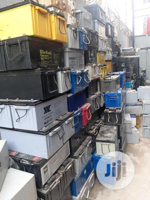 We Buy Condemned and Used Inverter Batteries | Electrical Equipment for sale in Lagos State, Oshodi