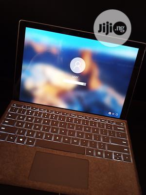 Laptop Microsoft Surface Pro 4 4GB Intel Core M SSD 128GB | Laptops & Computers for sale in Lagos State, Lekki