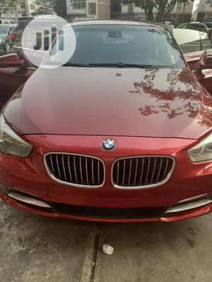 BMW 535i 2012 Red   Cars for sale in Lagos State, Victoria Island